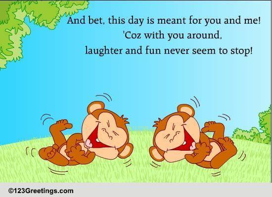 Make Me Laugh Ecards