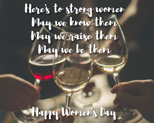 To Strong Women Free Happy Womens Day ECards Greeting Cards 123 Greetings