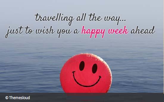 Get Happy Week Cards Free Get Happy Week Wishes Greeting Cards 123 Greetings