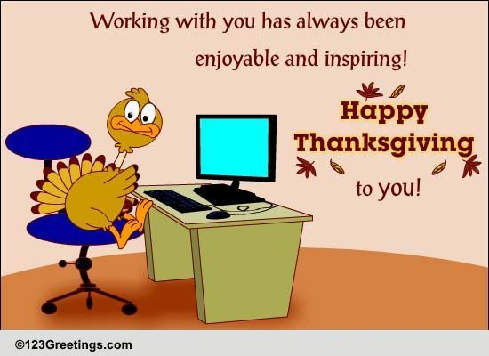 We are going to share some lovely happy new year gifs that you. Thanksgiving Business Greetings Cards, Free Thanksgiving