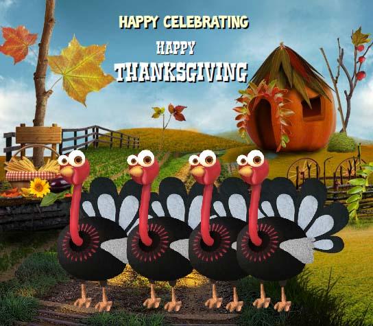 Thanksgiving Turkey Fun Cards Free Thanksgiving Turkey Fun Wishes 123 Greetings