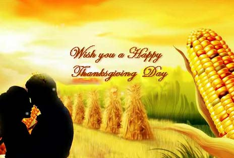 With Love For My Love Free Happy Thanksgiving ECards Greeting Cards 123 Greetings