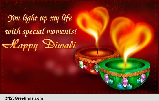Diwali Wish For Someone Special Free Specials ECards Greeting Cards 123 Greetings