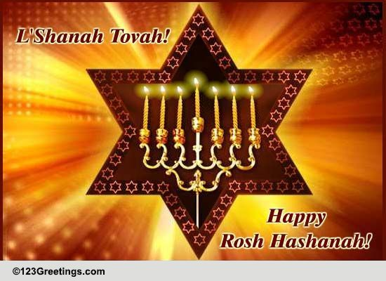 Wish Lshanah Tovah Free Wishes ECards Greeting Cards 123 Greetings