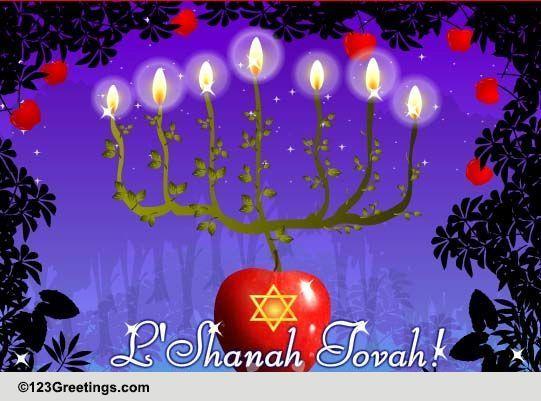 A Rosh Hashanah Prayer Free Wishes ECards Greeting Cards 123 Greetings