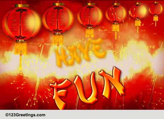 Fireworks 4713 Free Spring Festival Golden Week ECards Greeting Cards 123 Greetings