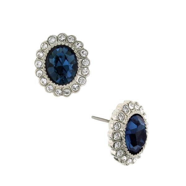 Kate Middleton Inspired Button Earrings