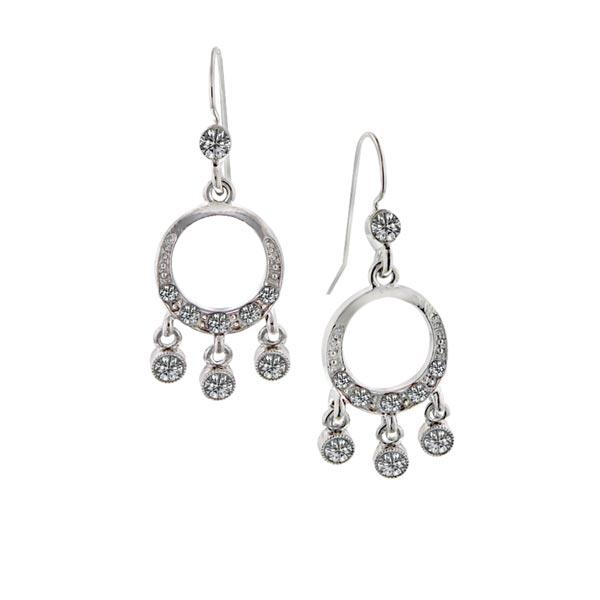 Amore Mini Chandelier Earrings
