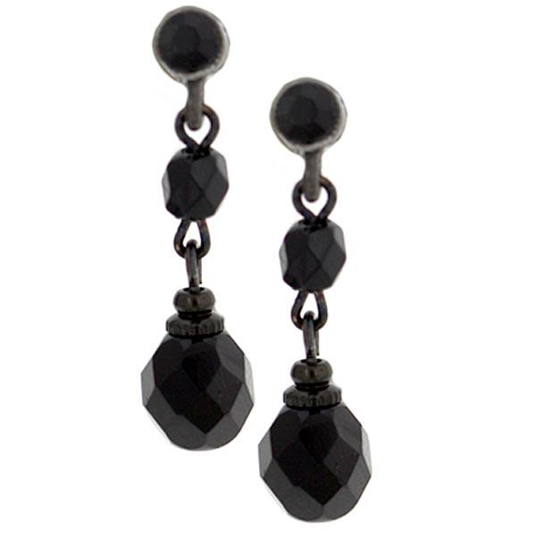 Bonne Nuit Petite Dual Drop Earrings