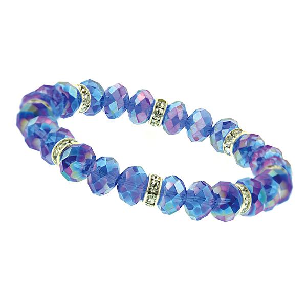 Blue Luxe Bracelet