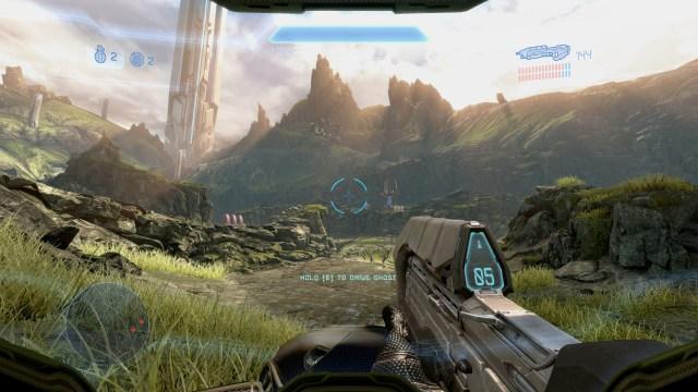Así se ve Halo 4 en PC: 343 Industries habla sobre la fase de pruebas del  juego