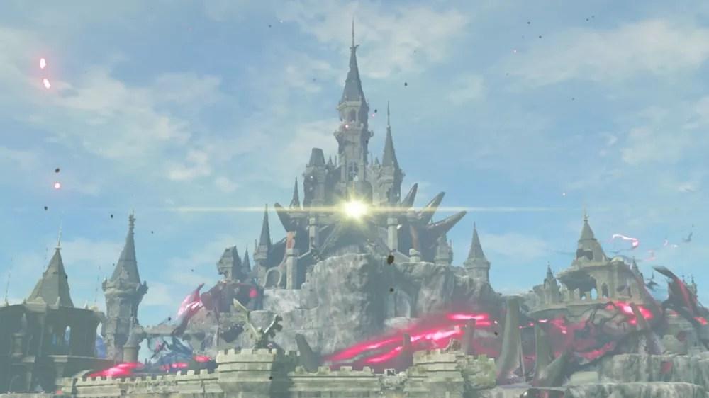 Hyrule Castle - Breath of the Wild