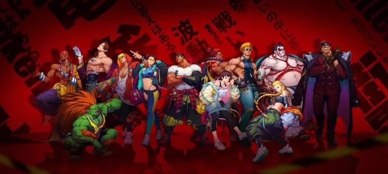 Street Fighter: Duel Image