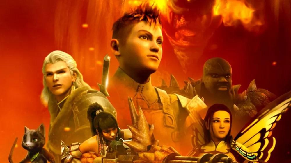 Monster Hunter Legends of the Guild - August 12 (Netflix)