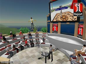 CNN iReport meeting in SL
