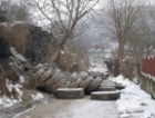 There are inspections in the capital for unauthorized burning of tires and wastes.
