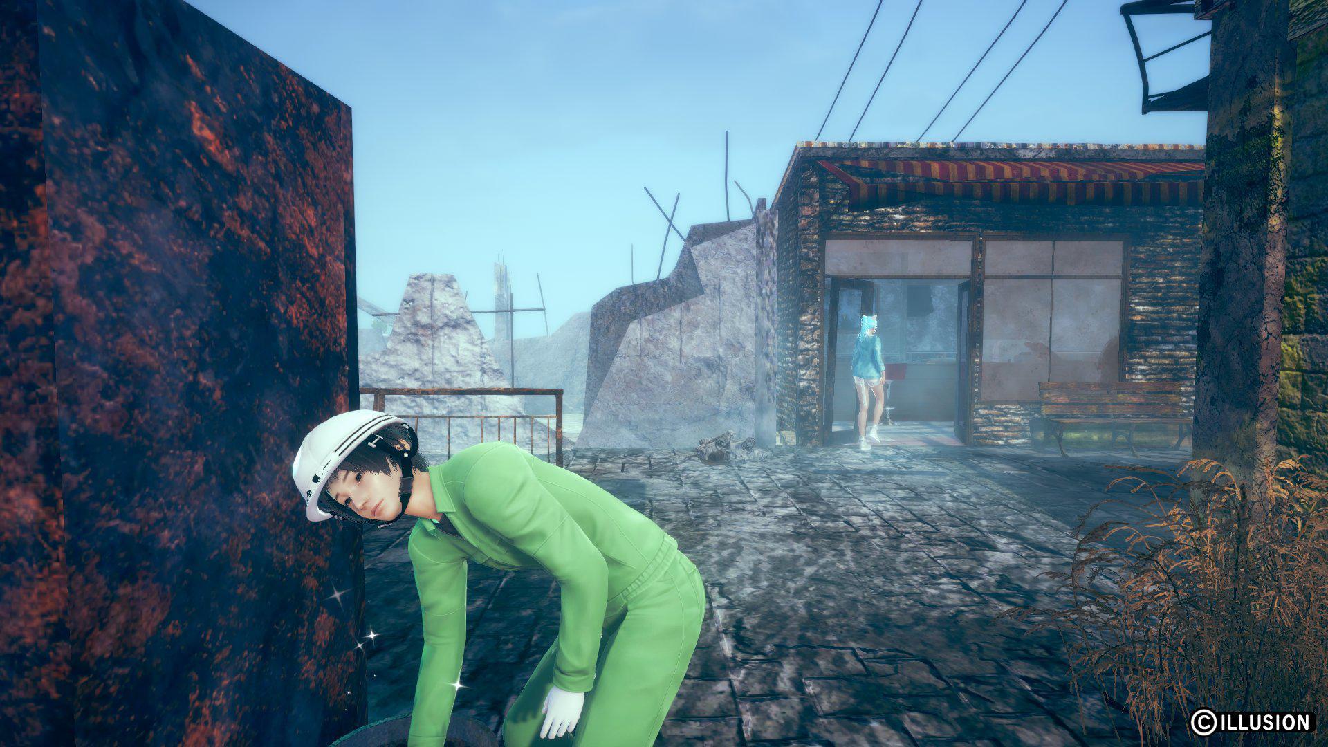 想不到吧 I社《AI少女》是一款被耽誤的建築模擬遊戲   電玩01