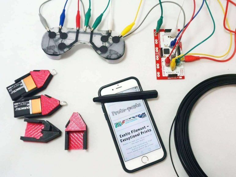 En İyi 3D Yazıcı Filamenti Türleri: İletken