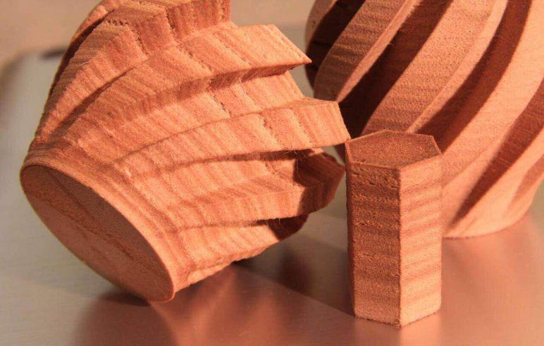 En İyi 3D Yazıcı Filamenti Türleri: Wood