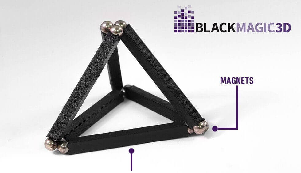 Magnetic Filament Helps Print Sensors And Circuitry