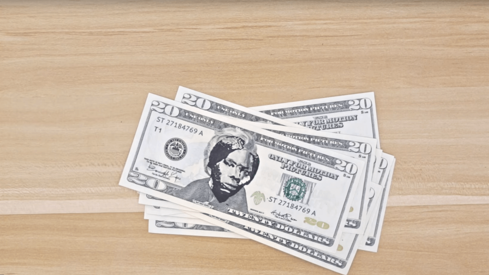 3d Printed Stamp Allows You To Put Harriet Tubman On Your 20 Bills