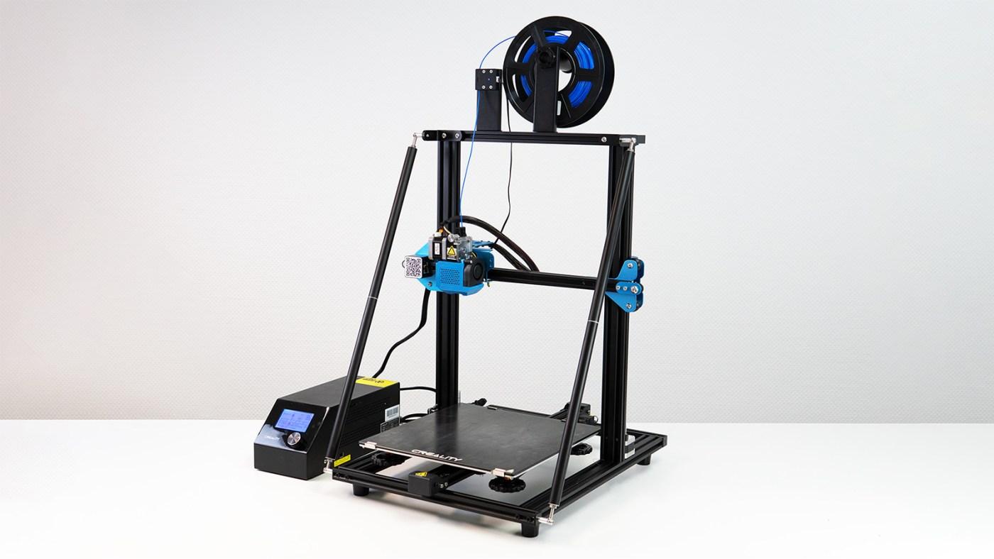 Imprimante 3D - Creality CR-10 Max