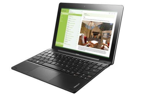 Lenovo Miix 300-10IBY Black 64GB + dock s klávesnicí