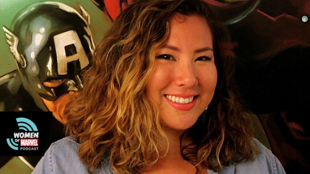 Women of Marvel say Goodbye to Editor Emily Shaw