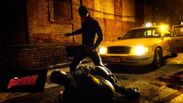 Charlie Cox comes in Marvel's Daredevil, coming to Netflix in 2015