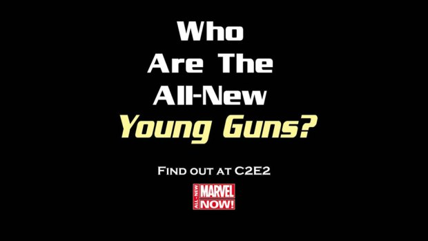 Who Are the All-New Young Guns?