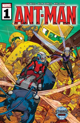 Ant-Man (2020) #1 | Comic Issues | Marvel