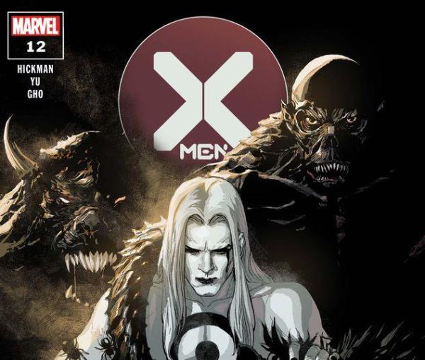 X-Men (2019) #12   Comic Issues   Marvel