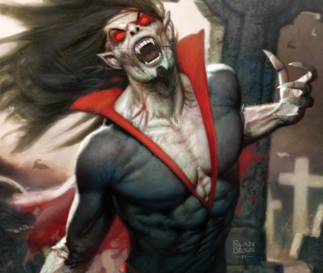 Morbius   Comic Issues Marvel