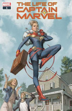 Image result for life of captain marvel 3
