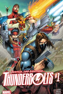 Thunderbolts (2016) #1