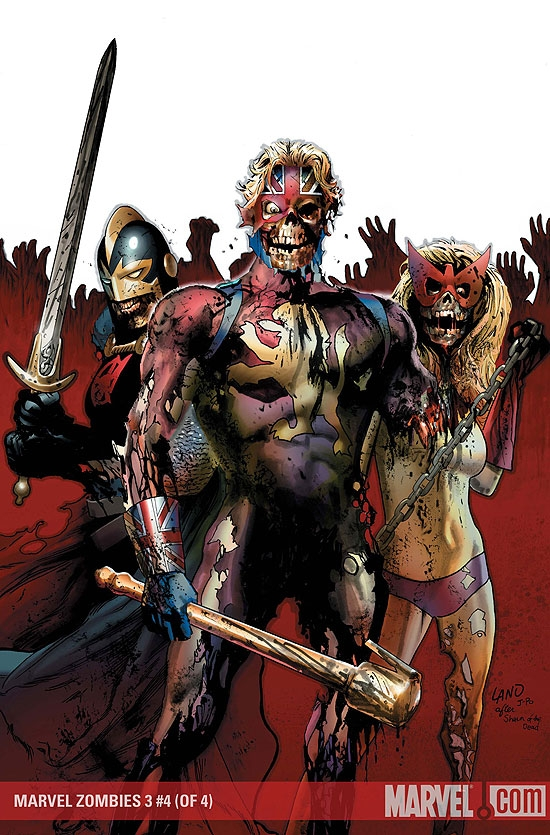 Marvel Zombies 3 #4