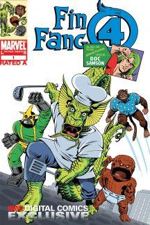 Fin Fang Four (2008) #1