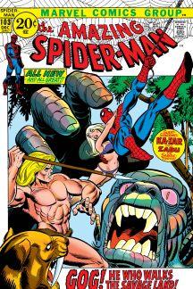 Amazing Spider-Man (1963) #103