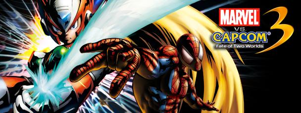 MvC3 Showdown Spotlight: Spider-Man vs. Zero