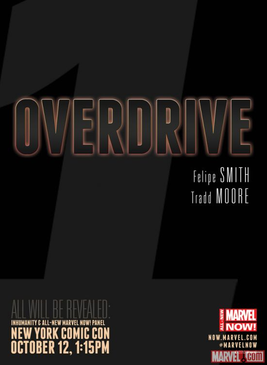 Overdrive - All-New Marvel NOW!