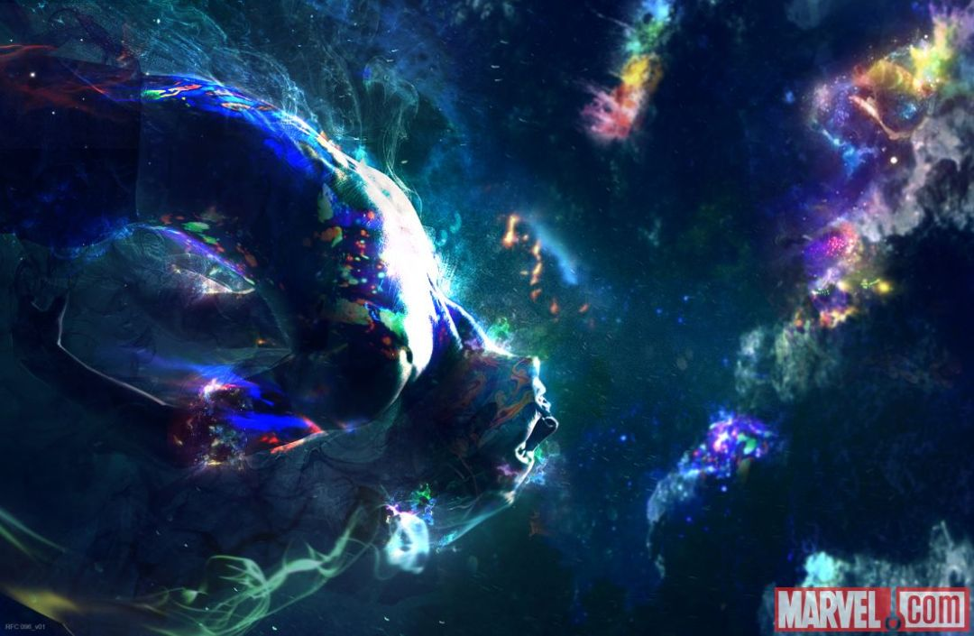 New Doctor Strange Concept Art Revealed 5