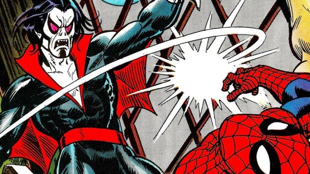 Halloween Spooklight: Morbius