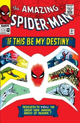 Image result for amazing spider-man 31