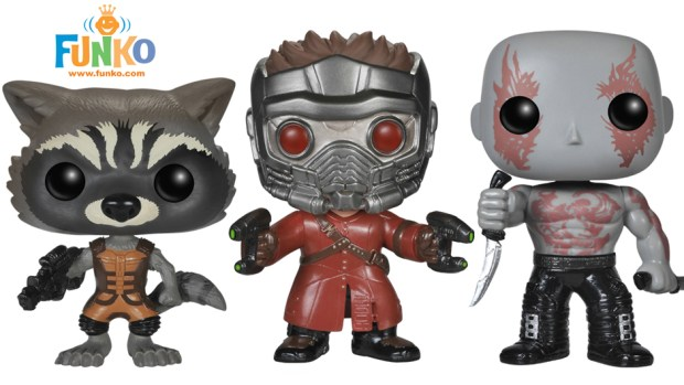 Funko Guardians of the Galaxy
