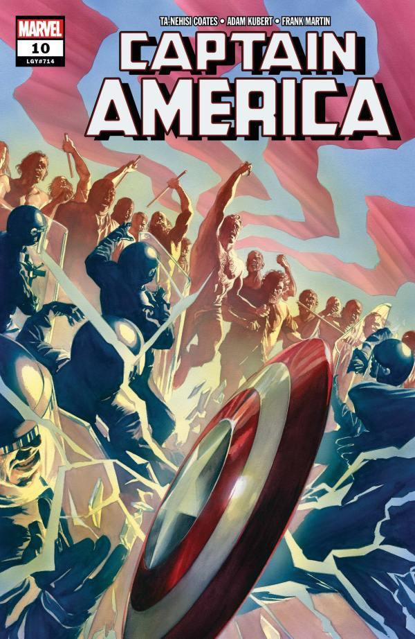 Captain America (2018) #10   Comic Issues   Marvel