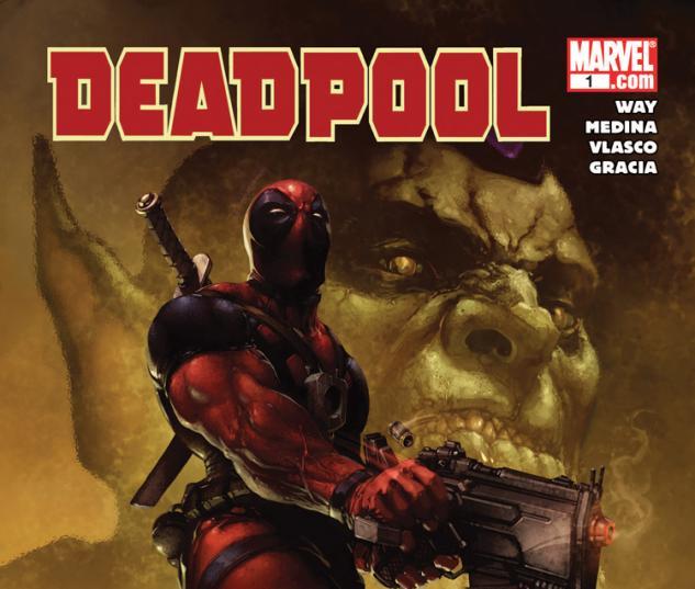 Deadpool Vol. 1: Secret Invasion (DM Only) (Trade Paperback) | Comic Issues  | Comic Books | Marvel