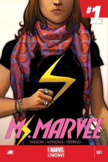 Ms. Marvel (2014) #1