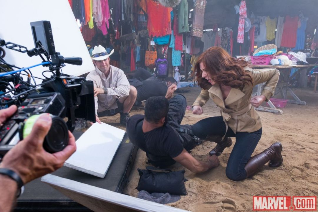 Captain America: Civil War High-Res Photos Released 3