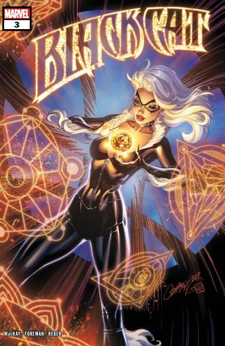 Image result for black cat issue 3