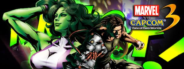 MvC3 Showdown Spotlight: She-Hulk vs. Spencer